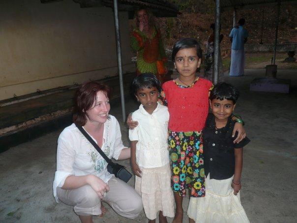 voyage massage en Inde